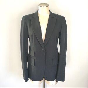 DKNY grey stretch blazer
